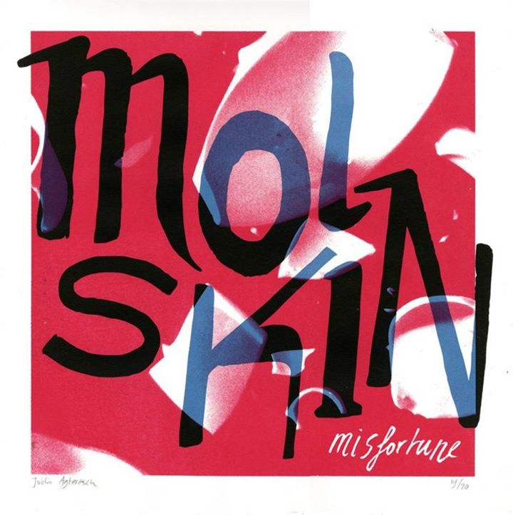 Moleskin Tour Dates