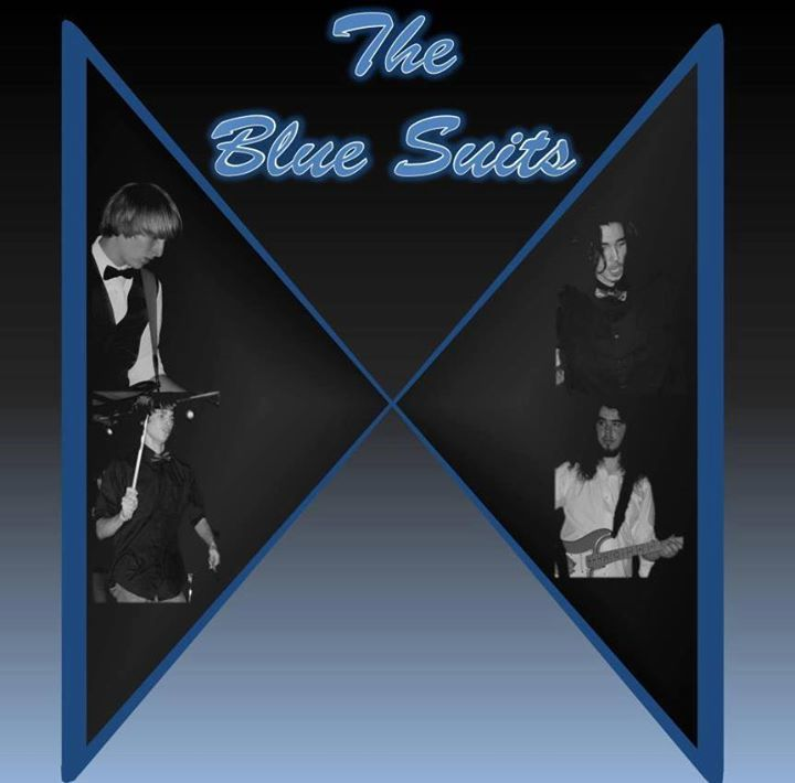 The Blue Suits Tour Dates