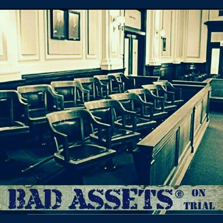 Bad Assets Tour Dates