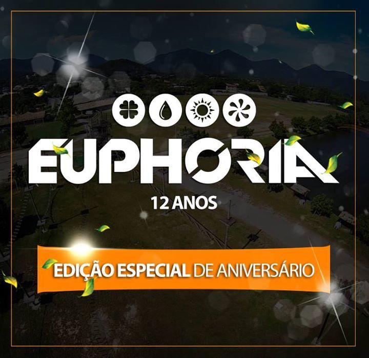 Euphoria Tour Dates