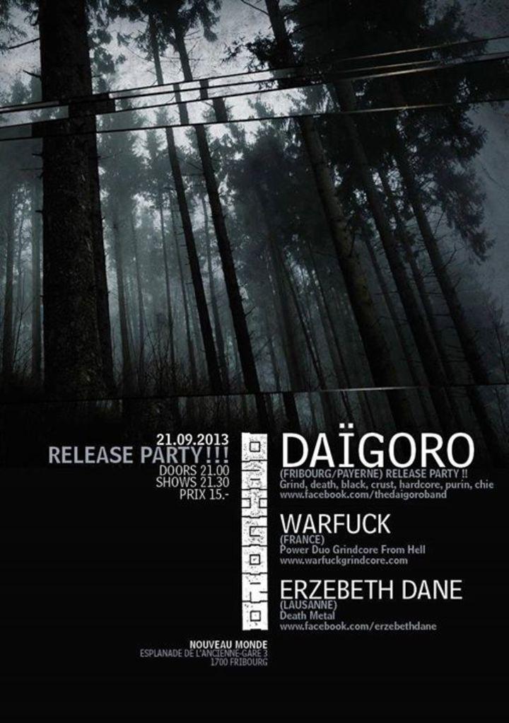 Daigoro Tour Dates