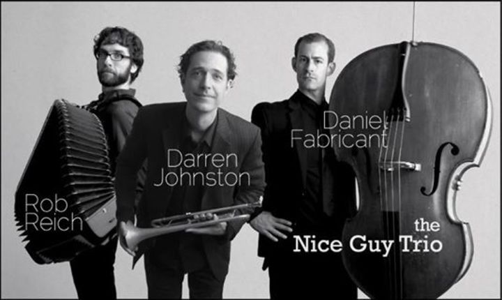 the Nice Guy Trio Tour Dates
