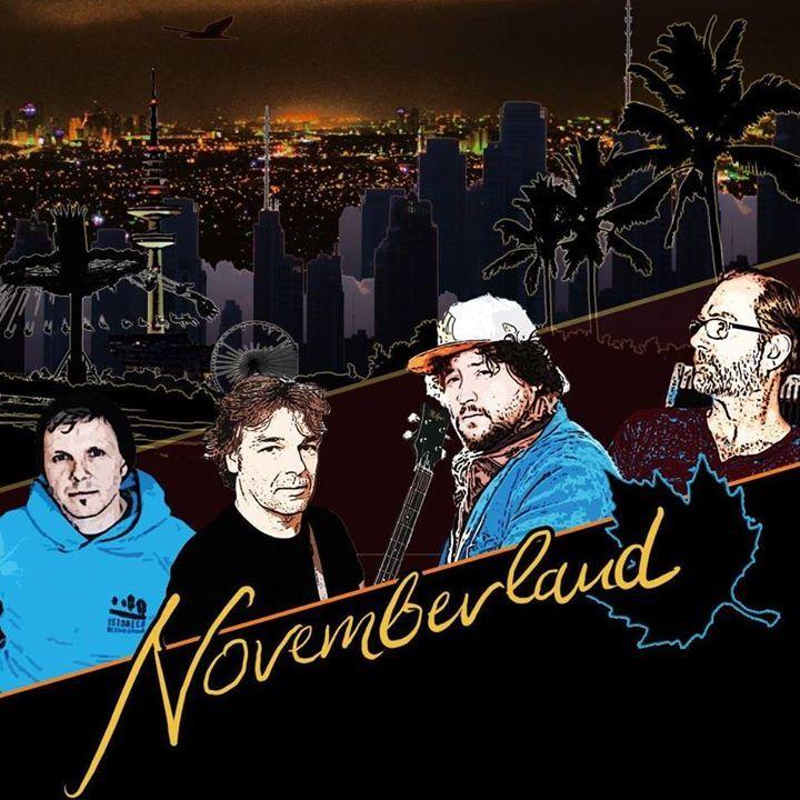 NOVEMBERLAND Tour Dates
