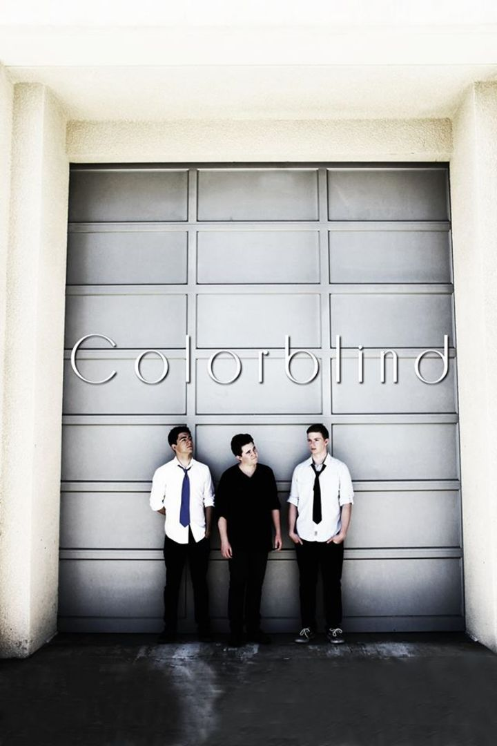Colorblind RB Tour Dates