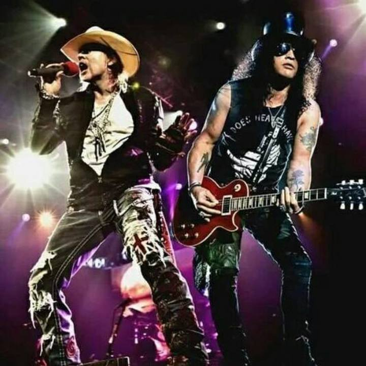 Que vuelvan los Guns and Roses Tour Dates
