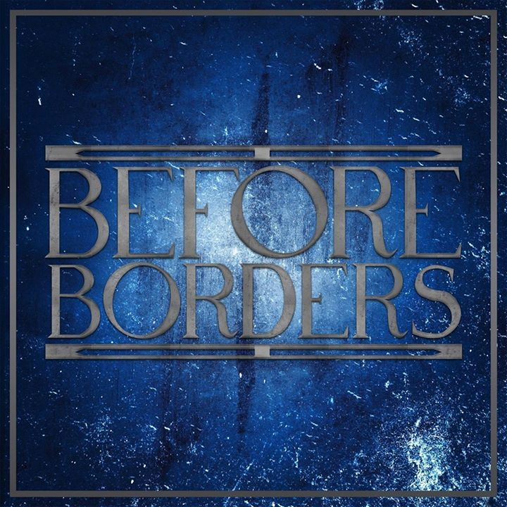 Before Borders Tour Dates