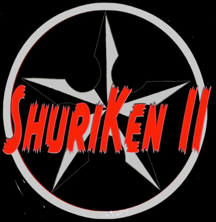 Shuriken II Tour Dates