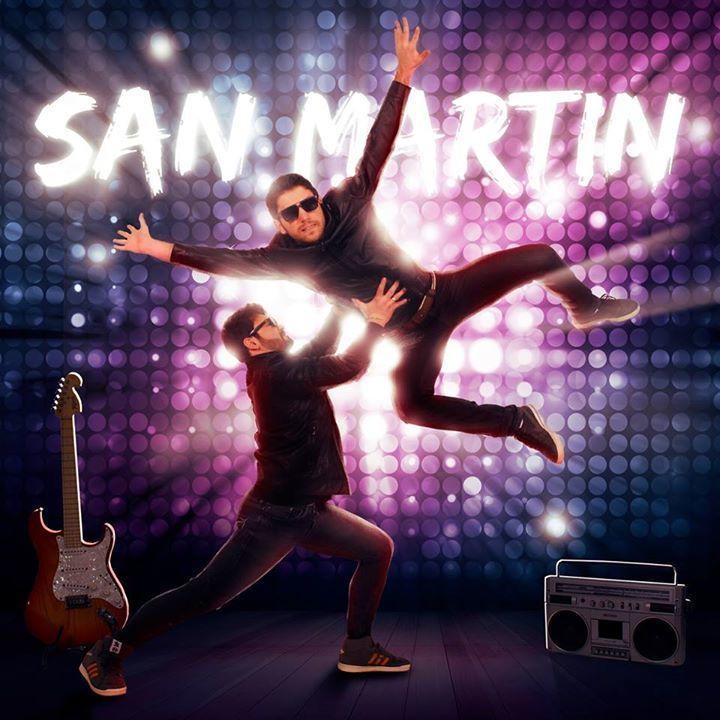 San Martin Tour Dates