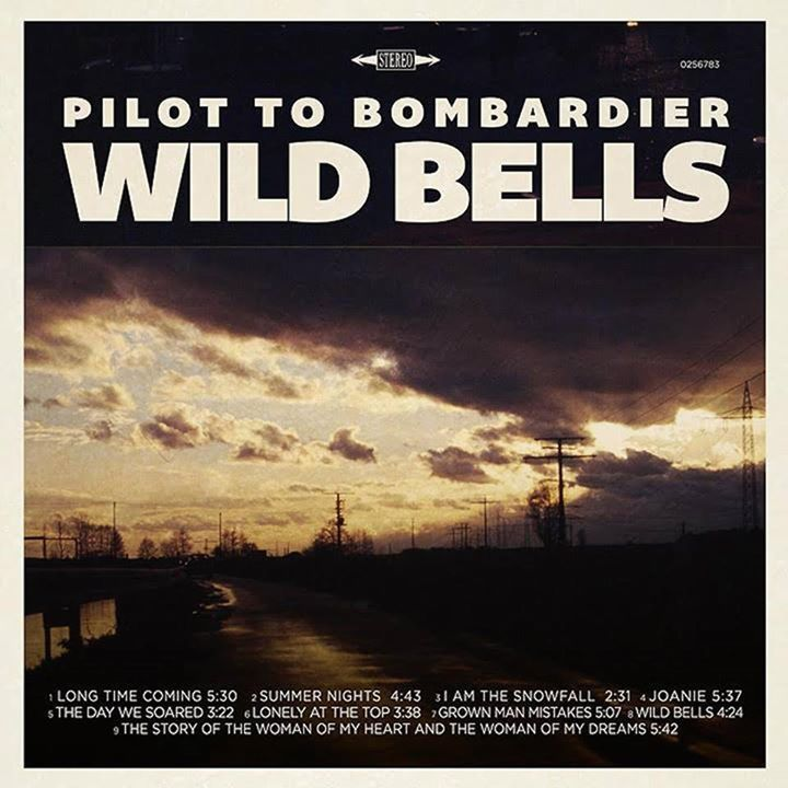PILOT TO BOMBARDIER Tour Dates