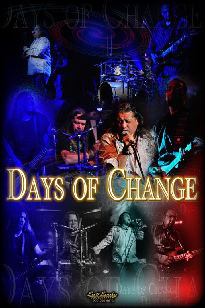 DAYS OF CHANGE Tour Dates
