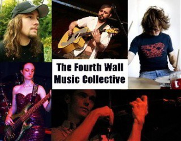 The Fourth Wall Music Collective Tour Dates