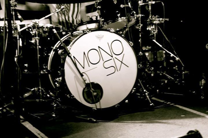 Mono Six Tour Dates