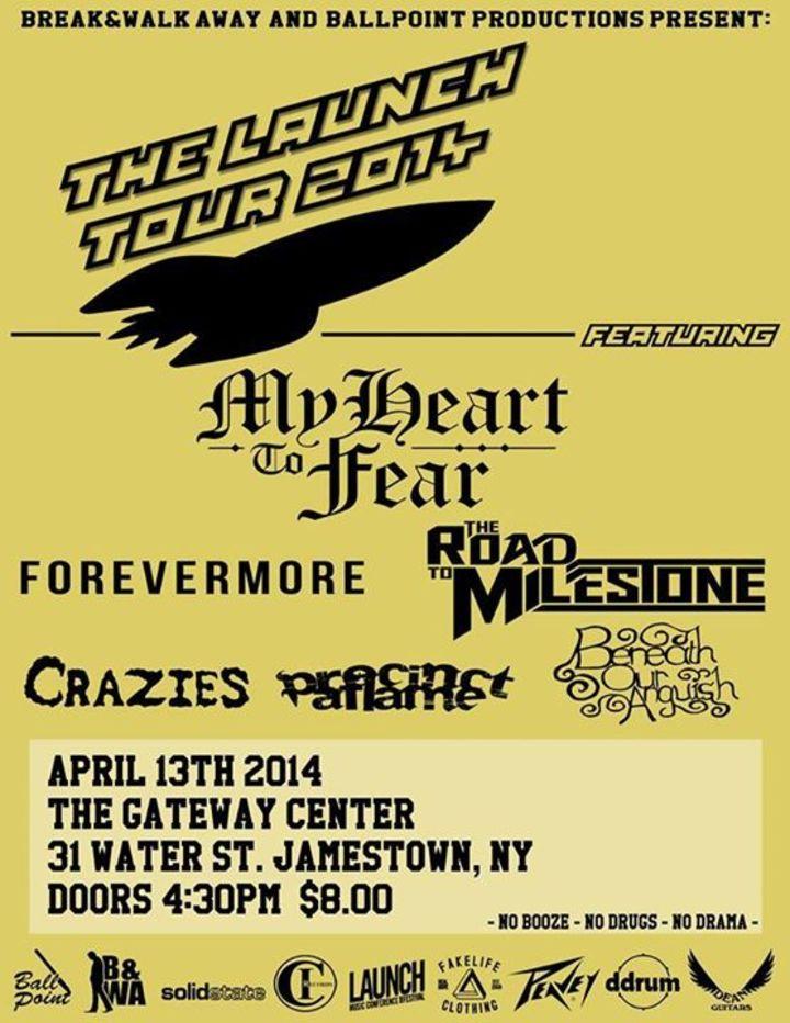 Beneath Our Anguish Tour Dates