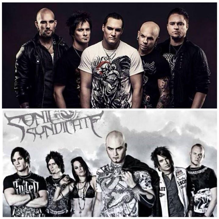 Sonic Syndicate & The Unguided Army Tour Dates