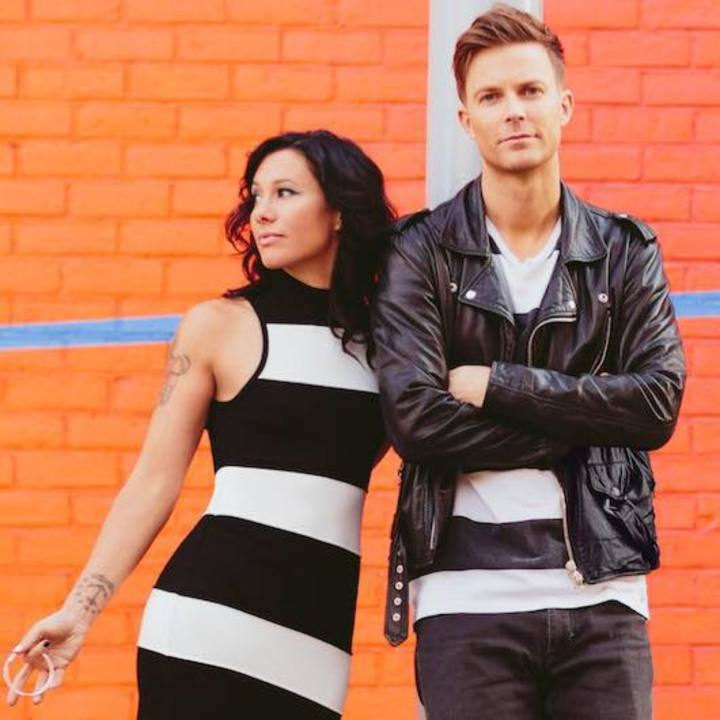 Matt and Kim @ Party in the Park - Indianapolis, IN