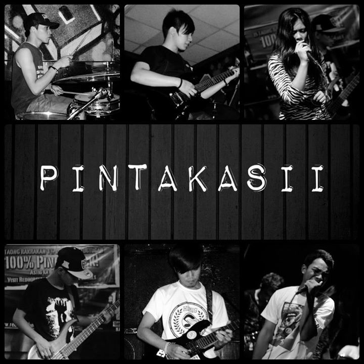 Pintakasii Band Tour Dates