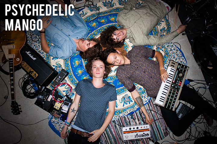 Psychedelic Mango Tour Dates