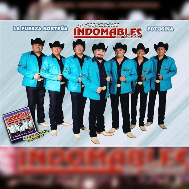 Los Indomables de Cedral Tour Dates