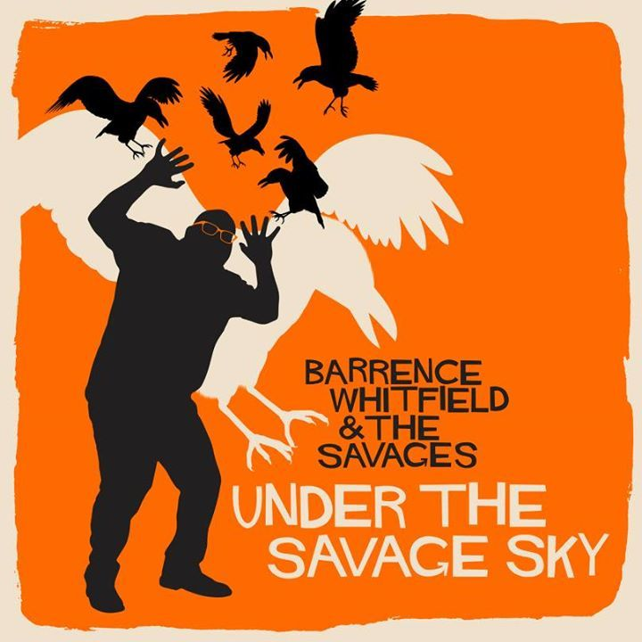 Barrence Whitfield & The Savages Tour Dates