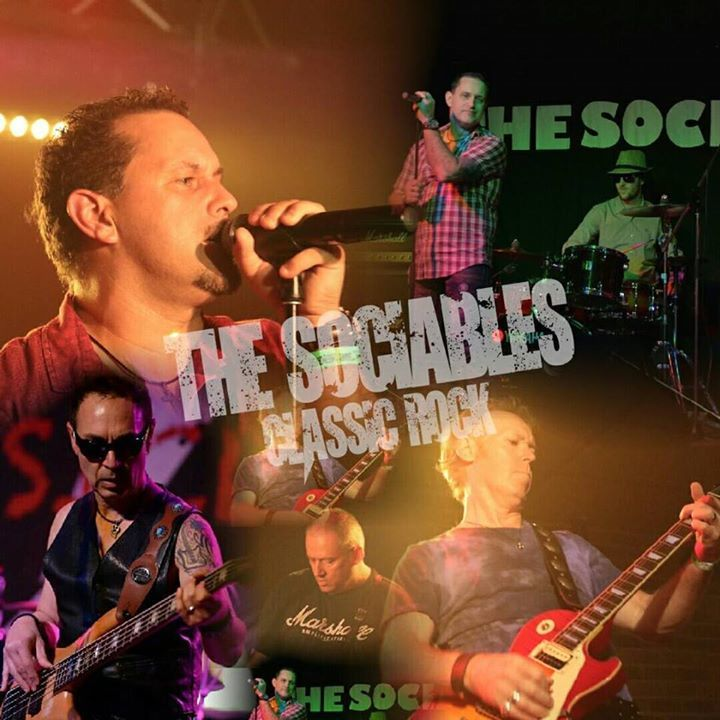 The Sociables, classic rock and blues. @ Watsonia RSL - Watsonia, Australia