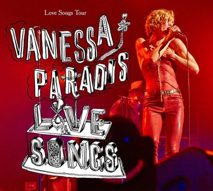 Vanessa Paradis Tour Dates