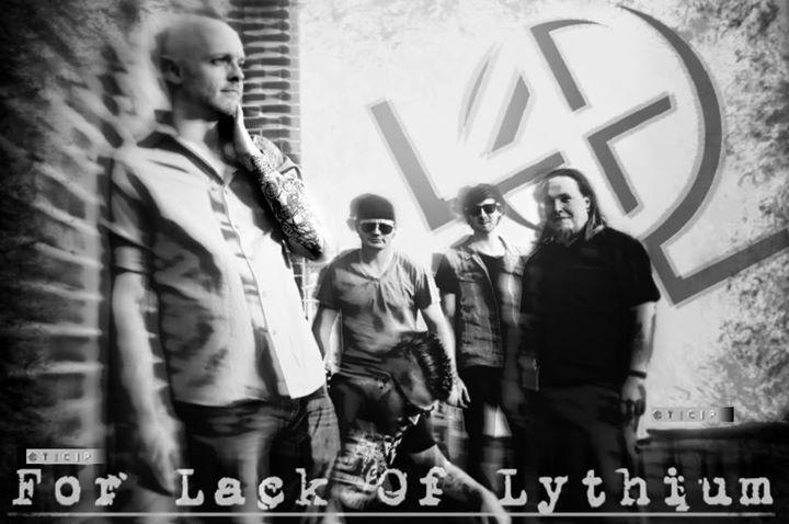 For Lack of Lythium Tour Dates