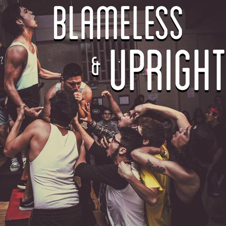 Blameless & Upright Tour Dates