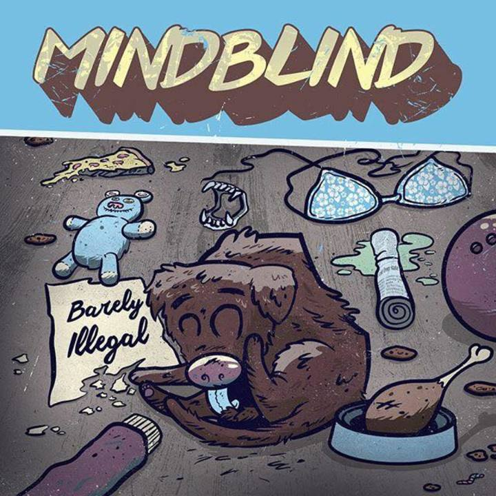 Mindblind Tour Dates
