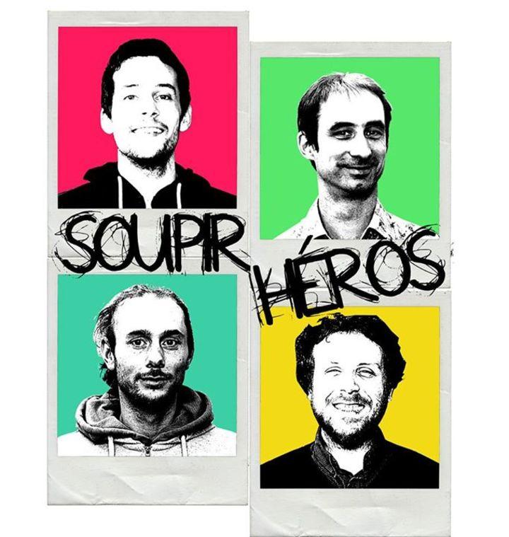 Soupir Héros Tour Dates