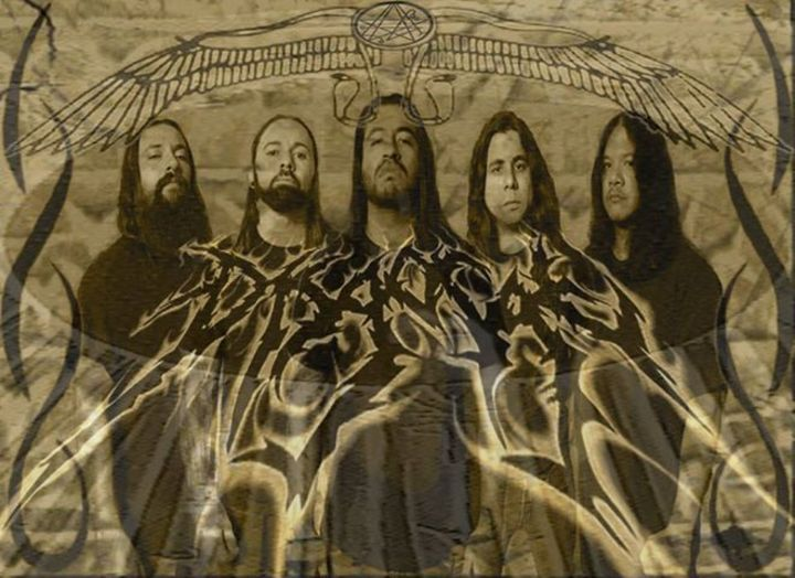 Disgorge (Usa) Tour Dates