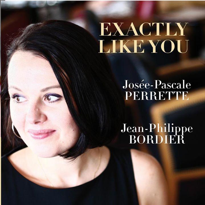 Josée Pascale Perrette et Jean Philippe Bordier - Duo Jazz Tour Dates