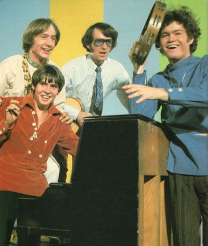 The Monkees TV show Tour Dates