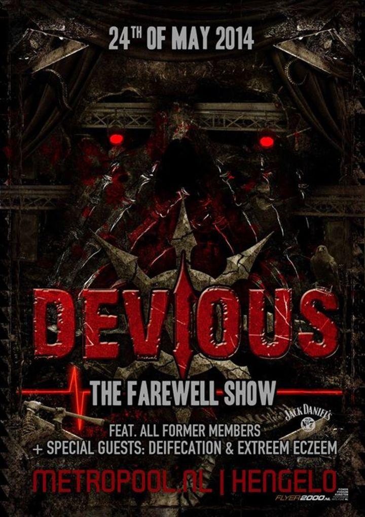 Devious Tour Dates