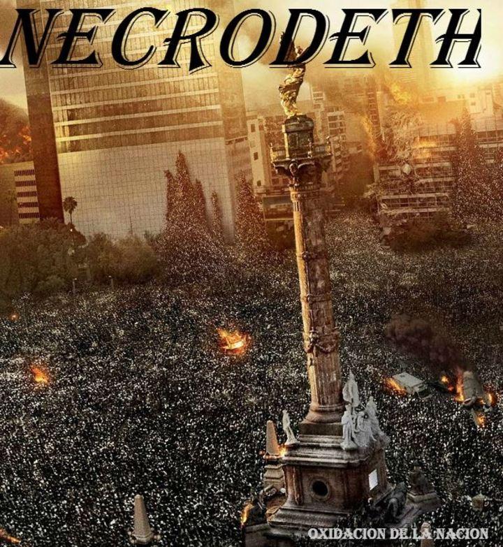 Necrodeth Tour Dates