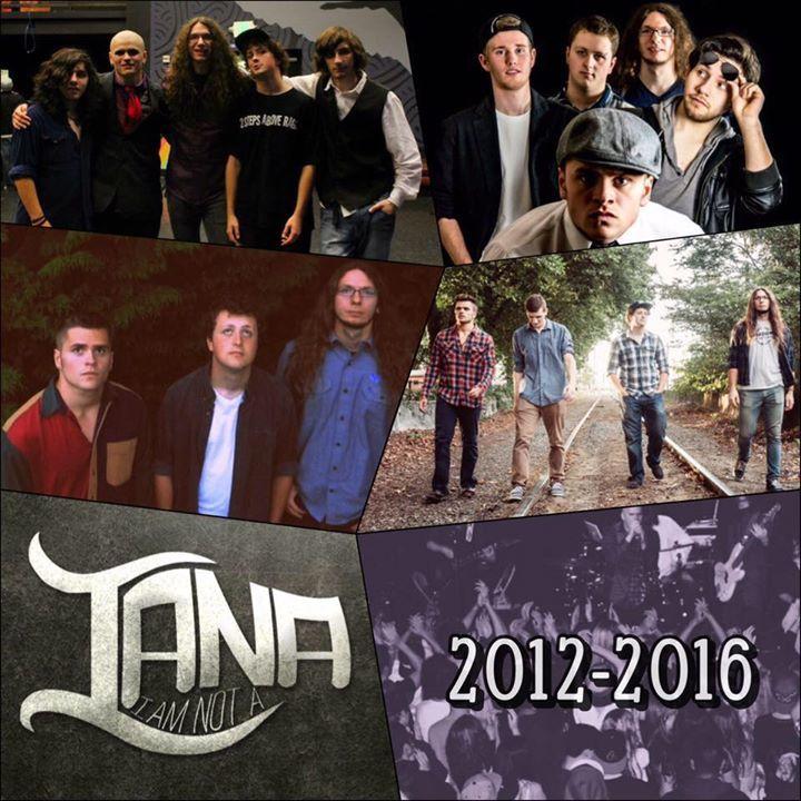 IANA (I Am Not A) Tour Dates
