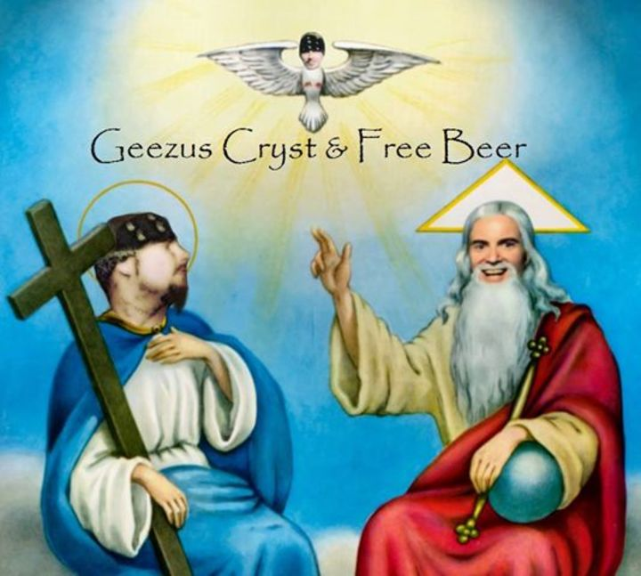 Geezus Cryst & Free Beer Tour Dates