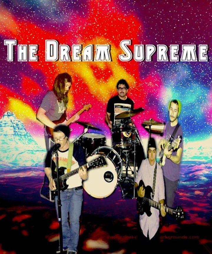 The dream supreme Tour Dates