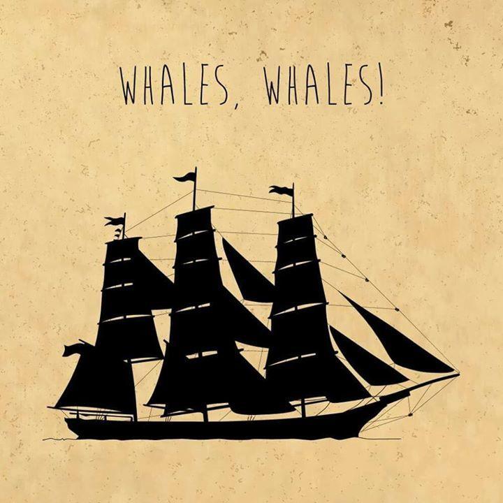 Whales, Whalesǃ Tour Dates