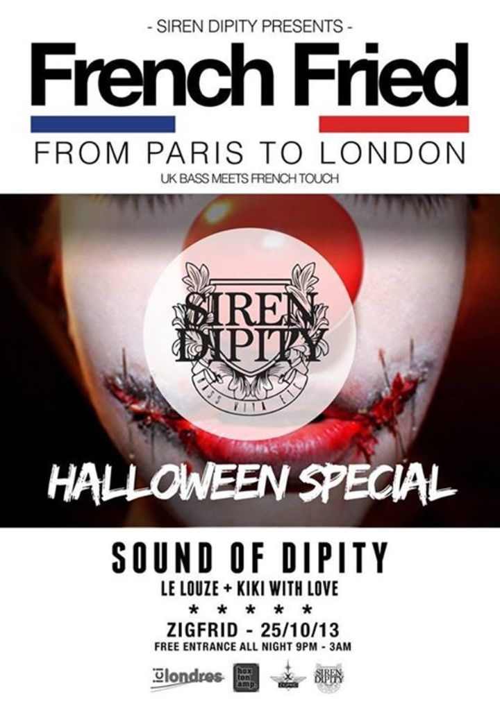 Sound Of Dipity Tour Dates