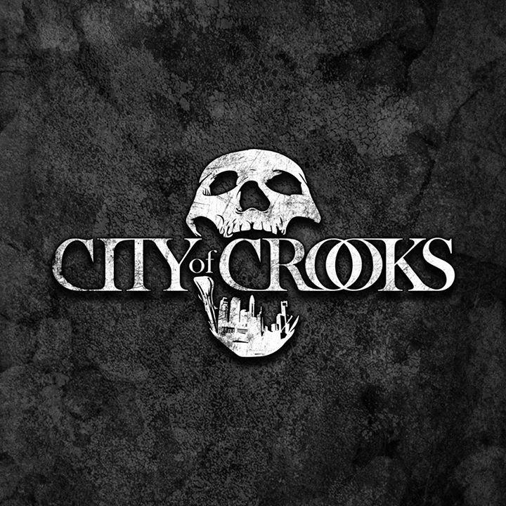 City of Crooks Tour Dates