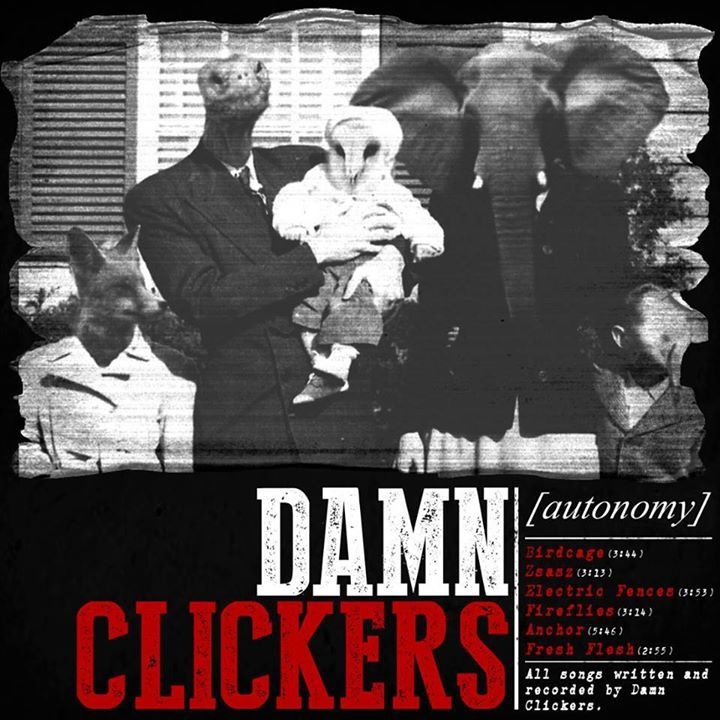 Damn Clickers Tour Dates
