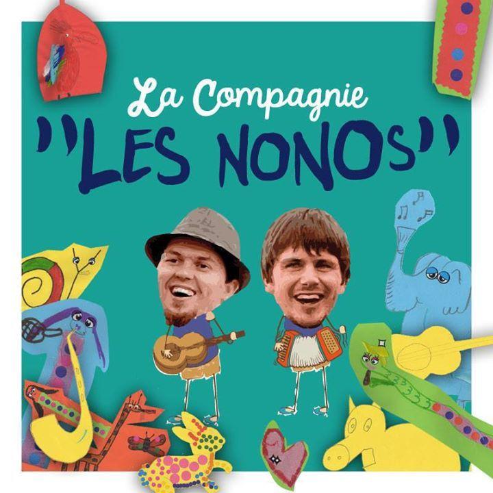 Les Nonos Tour Dates