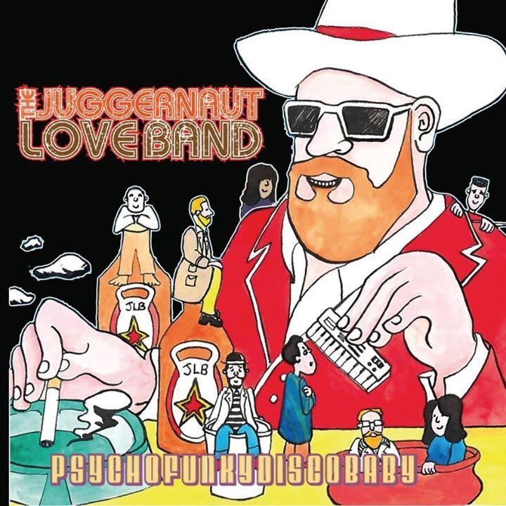 The Juggernaut Love Band Tour Dates