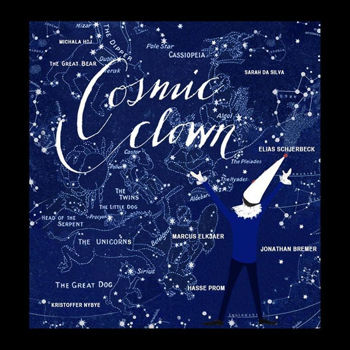 Cosmic Clown Tour Dates