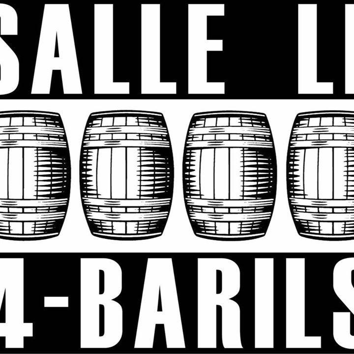 Les Productions 4 Barils Tour Dates
