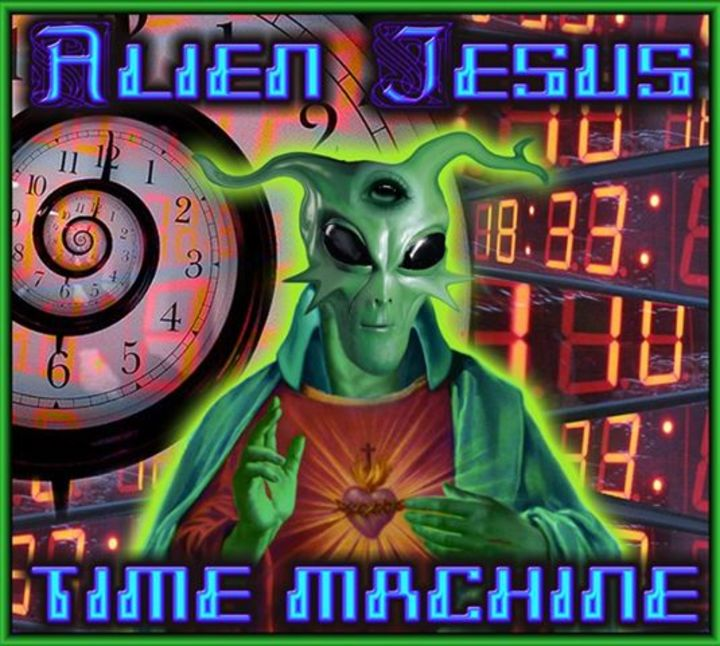 Alien Jesus Music Tour Dates