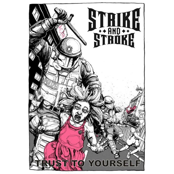 Strike and Stroke HC Tour Dates
