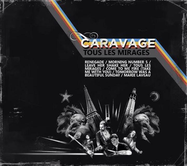 CARAVAGE Tour Dates