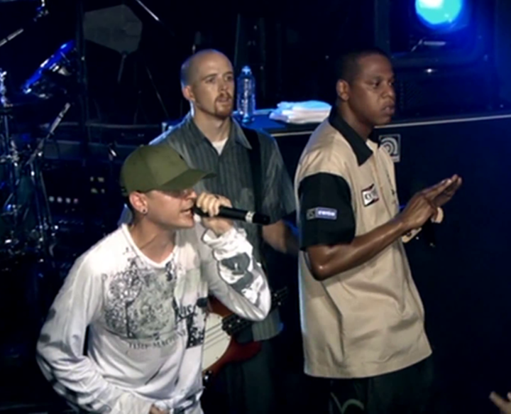Linkin Park ft. Jay-Z Tour Dates