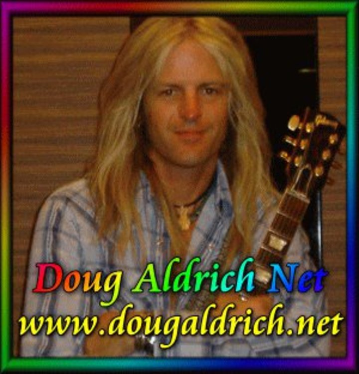 Doug Aldrich Inmyheart Tour Dates